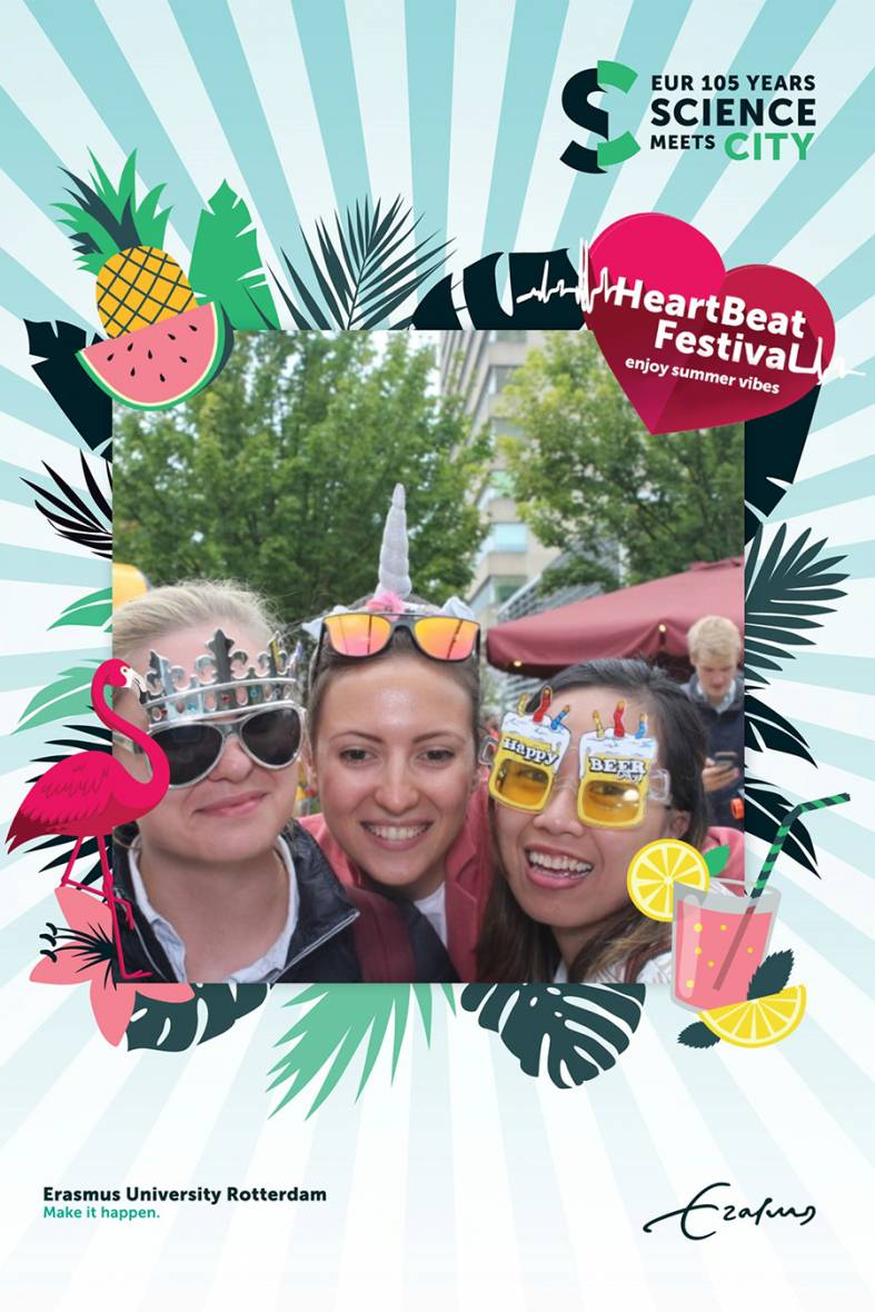 Photobooth HeartBeat Festival
