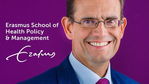 Prof.dr. Hans Severens | prodecaan Erasmus School of Health Policy & Management