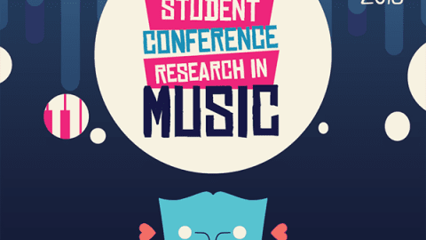 Poster Conference Research in Music - Square