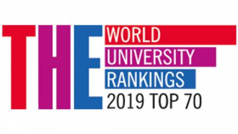 Times Higher Education Ranking 2019