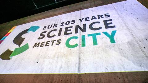 Science meets city