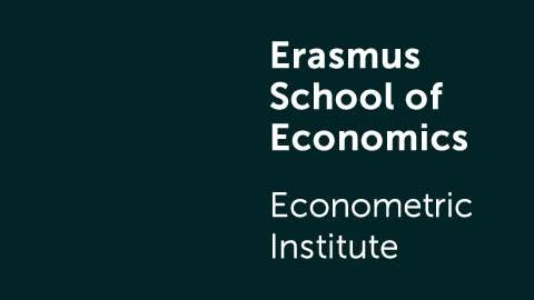 Logo Econometric Institute black