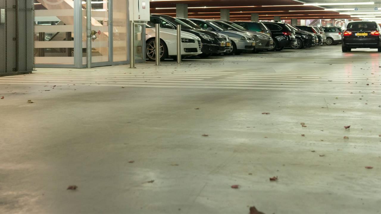 Laadstations E Cars Erasmus University Rotterdam