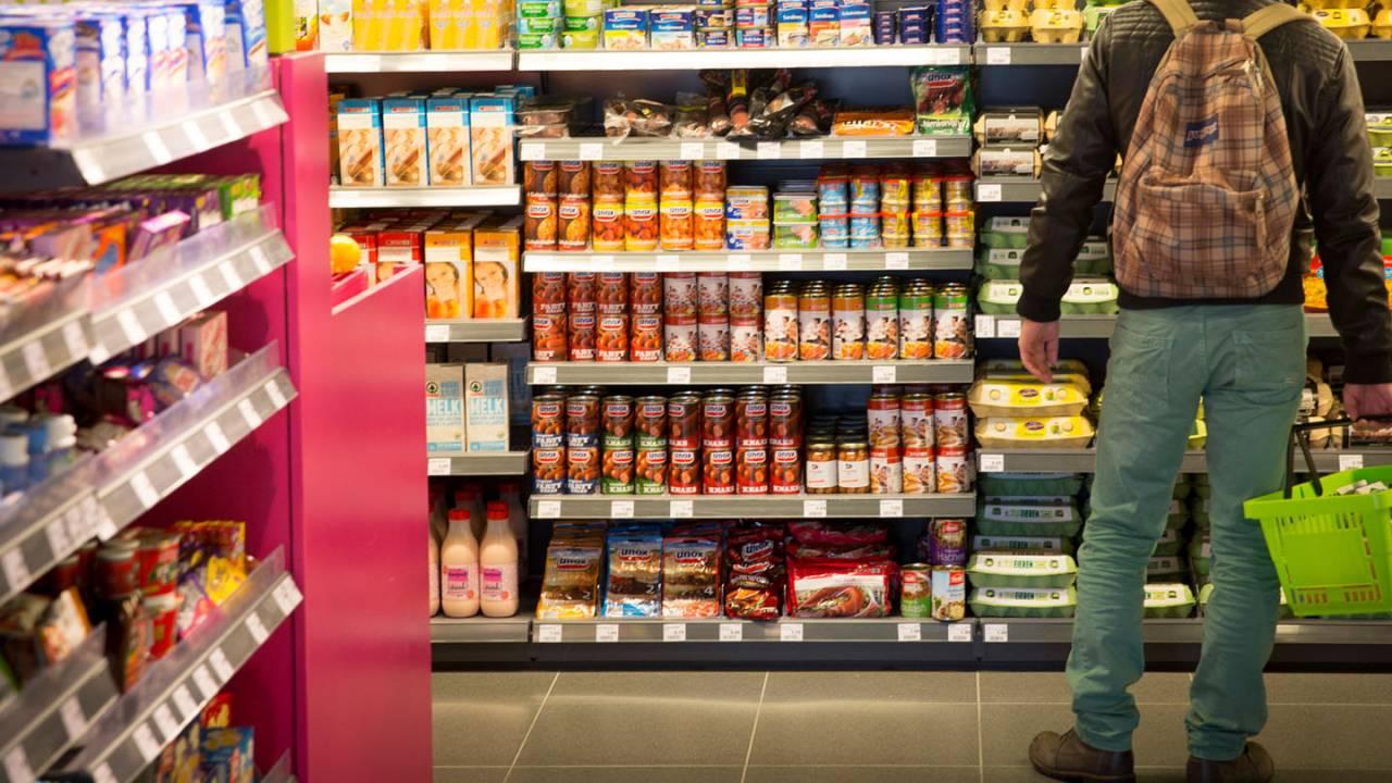 Supermarket Spar | Erasmus University Rotterdam