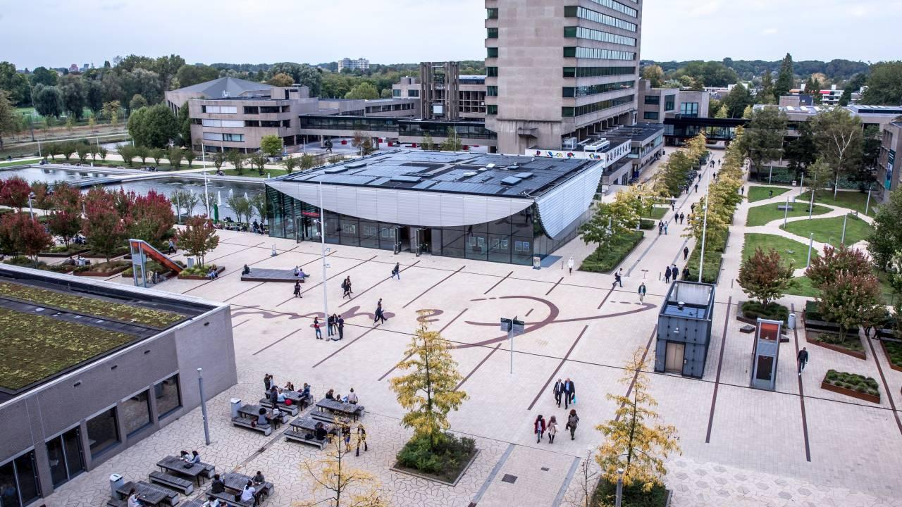 Campus Woudestein Erasmus University Rotterdam