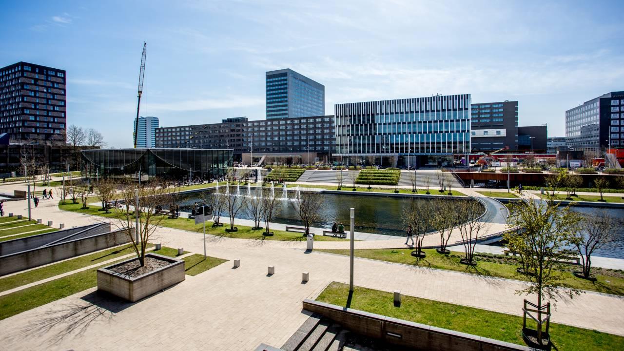 Campus Woudestein | Erasmus University Rotterdam