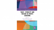 Book cover of Race, ethnicity and racism in sports coaching